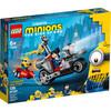 LEGO Minions - La course-poursuite en moto (75549)