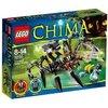 LEGO Chima - Modelos - El cazador arácnido de Sparratus - 70130