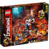LEGO Ninjago - Le donjon du Sorcier au Crâne (71722)