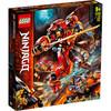 LEGO Ninjago - Le Robot de feu et de pierre (71720)