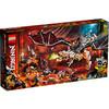 LEGO Ninjago - Le dragon du Sorcier au Crâne (71721)