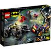 LEGO DC Super Heroes - La poursuite du Joker en moto à 3 roues (76159)