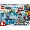 LEGO Marvel 4+ Avengers Wrath of Loki Set (76152)