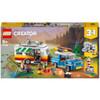 LEGO Creator: 3in1 Caravan Family Holiday Car Toy (31108)