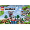 LEGO Minecraft: The Crafting Box 3.0 Fortress Farm Set (21161)