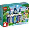 LEGO Disney Princess Festa Castello Cenerentola 43178 43178 LEGO