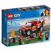 LEGO City Fuoristrada Vigili Del Fuoco 60231 60231 LEGO