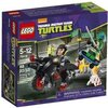 Lego TMNT TurtlesKarai Bike Escape Mod. 79118