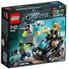 LEGO - Atraco Junto al Río, Juego de construcción (70160)