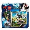 LEGO Legends of Chima - Speedorz Swamp Jump, Juego de construcción (70107)