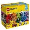 LEGO- Classic Scatola di Mattoncini Creativi, Gamma Vasta di Ruote e Mix Colorati, con Forme Speciali, 442 Pezzi, Multicolore, 10715
