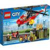 Lego City Pompieri 60108 Unità di Risposta Antincendio Nuovo
