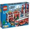 LEGO City 7208 - Parque de Bomberos