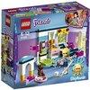 LEGO-Friends La Cameretta di Stephanie, Multicolore, 41328