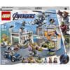 LEGO® Marvel: Avengers: battaglia nel Quartier Generale (76131)