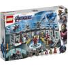 LEGO® Marvel: Sala delle Armature di Iron Man (76125)