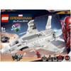 LEGO® Marvel: Il jet Stark e l'attacco del drone (76130)