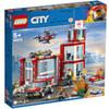 LEGO® City: Caserma dei Pompieri (60215)