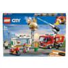LEGO® City: Fiamme al Burger Bar (60214)