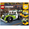 LEGO® Creator 3-in-1: Razzo-bolide (31103)