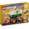 LEGO® Creator 3-in-1: Monster Truck degli Hamburger (31104)