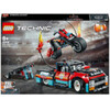 LEGO® Technic™: Truck e moto dello Stunt Show (42106)