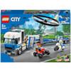 LEGO® City: Trasportatore di elicotteri della polizia (60244)