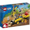 LEGO® City: Bulldozer da cantiere (60252)
