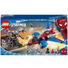 LEGO® Marvel: Spiderjet vs. Mech Venom (76150)