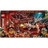 LEGO® NINJAGO®: Drago dello Stregone Teschio (71721)
