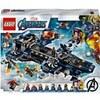 LEGO® LEGO® Marvel: Helicarrier degli Avengers (76153)