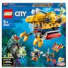 LEGO® City: Sottomarino da esplorazione oceanica (60264)