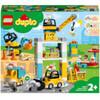LEGO® DUPLO®: Cantiere edile con gru a torre (10933)