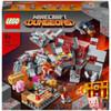 LEGO® Minecraft™: La battaglia della pietrarossa (21163)