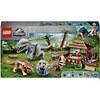LEGO® Jurassic World™: Indominus Rex contro Ankylosaurus (75941)
