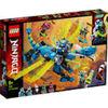 LEGO Ninjago Il Cyber-Dragone Di Jay 71711 LEGO