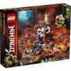 LEGO Ninjago - Le Segrete Dello Stregone Teschio Kit 71722 LEGO
