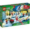 LEGO City Calendrier de l