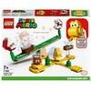 LEGO® Super Mario™: Scivolo della Pianta Piranha - Pack di Espansione (71365)