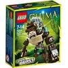 LEGO Legends of Chima - Bestia de la Leyenda del Gorila (70125)