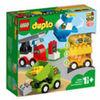 LEGO DUPLO I Miei Primi Veicoli 10886 LEGO