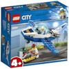 LEGO® City: Pattugliamento della Polizia aerea (60206)