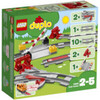 LEGO® DUPLO®: Binari ferroviari (10882)