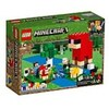 LEGO® Minecraft™: La fattoria della lana (21153)