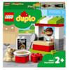 LEGO® DUPLO®: Chiosco della pizza (10927)