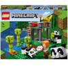 LEGO® Minecraft™: L'allevamento di panda (21158)