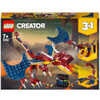 LEGO® Creator 3-in-1: Drago del fuoco (31102)