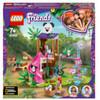 LEGO Friends: Panda Jungle Tree House Rescue Play Set (41422)