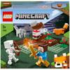 LEGO Minecraft: The Taiga Adventure Building Set (21162)