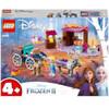 LEGO® LEGO® Frozen 2: L'avventura sul carro di Elsa (41166)